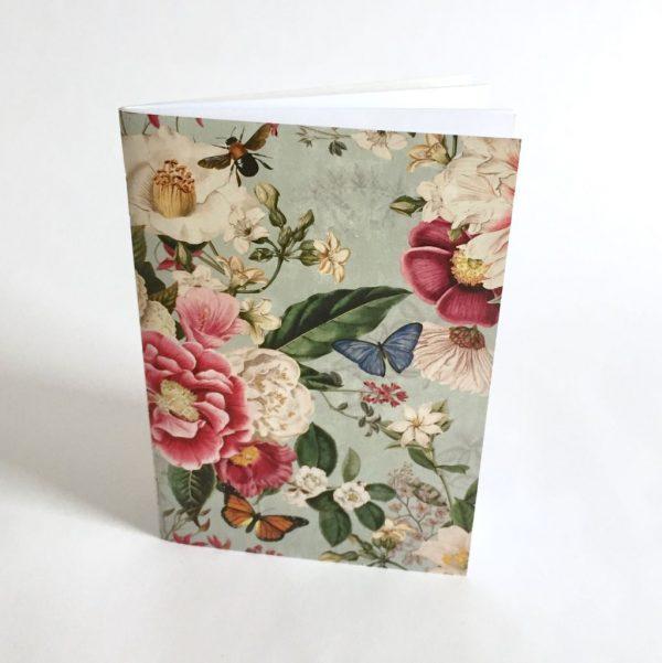 Floral Notebook