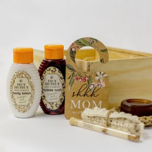 Mother's Day Deluxe Honey Gift Box Display