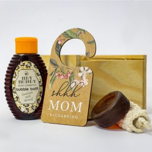 Mothers Day Honey Gift Box
