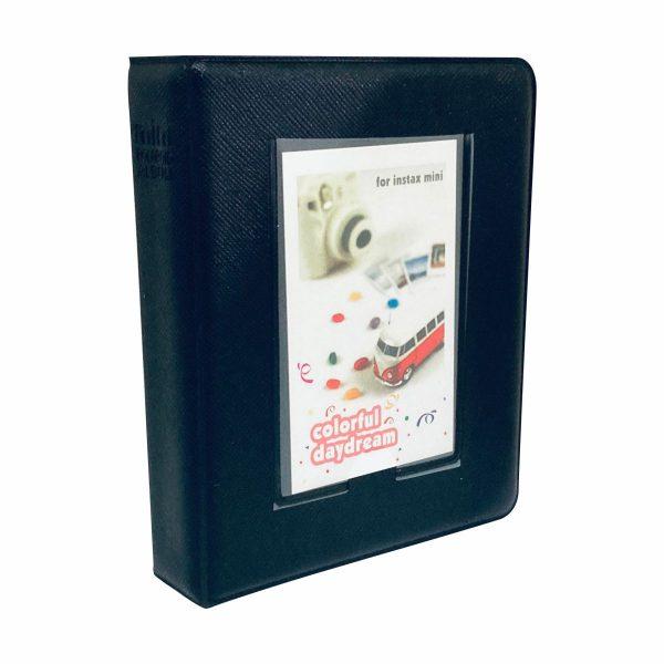 Fujifilm Instax Mini Album 64 pages Black Cover