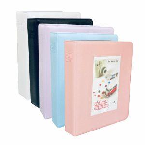 Fujifilm Instax Mini Album 64 pages various colours