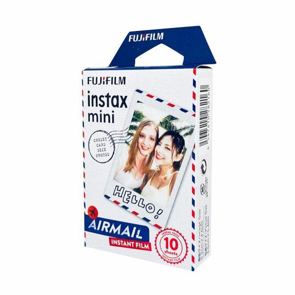 Fujifilm Instax Mini Instant Film Airmail Pattern