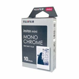 Fujifilm Instax Mini Instant Film Monochrome 10 pack