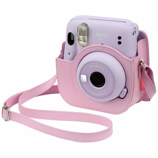 Instax Mini 11 Purple Case