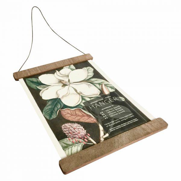 Good Golly Gift Shop Magnetic Hanging Wood Frame