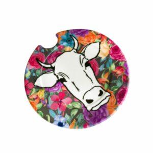 Good Golly Mooerse Mooi License Disc Holder Cow