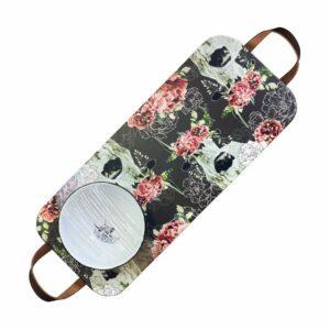 Good Golly Mooerse Mooi Platter Board Nguni Floral