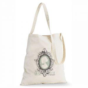 Good Golly Tote Sling Bag Fraaie Meisie design Cotton