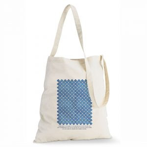 Good Golly Tote Cotton Sling Bag Kaalvoet Kind design
