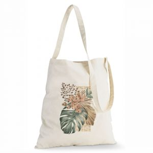 Good Golly Tote Sling Bag Oasis design Tropical
