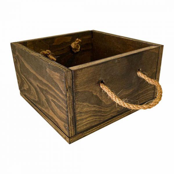 Good Golly Wood Storage Boxes