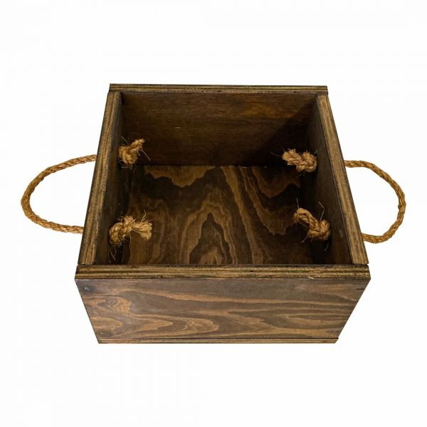 Good Golly Wood Storage Boxes top view