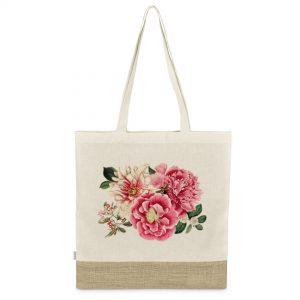 Good Golly Shopper Bags Bloeisel Design Floral Tote Bag