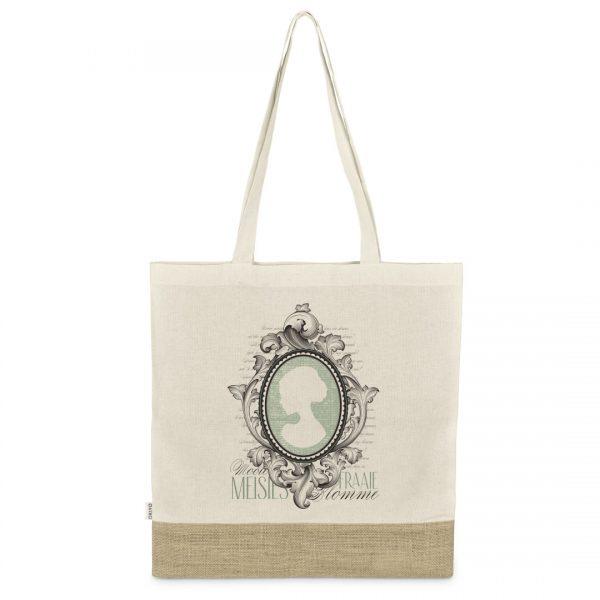 Good Golly Shopper Bags Fraai Meisie Design